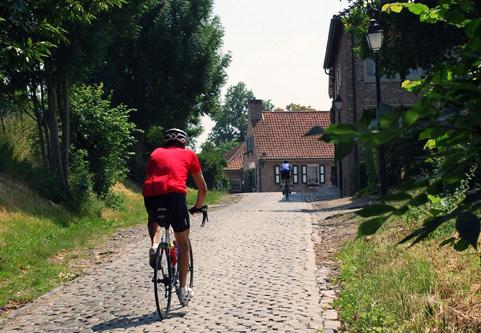 Fietsweek in de Vlaamse Ardennen