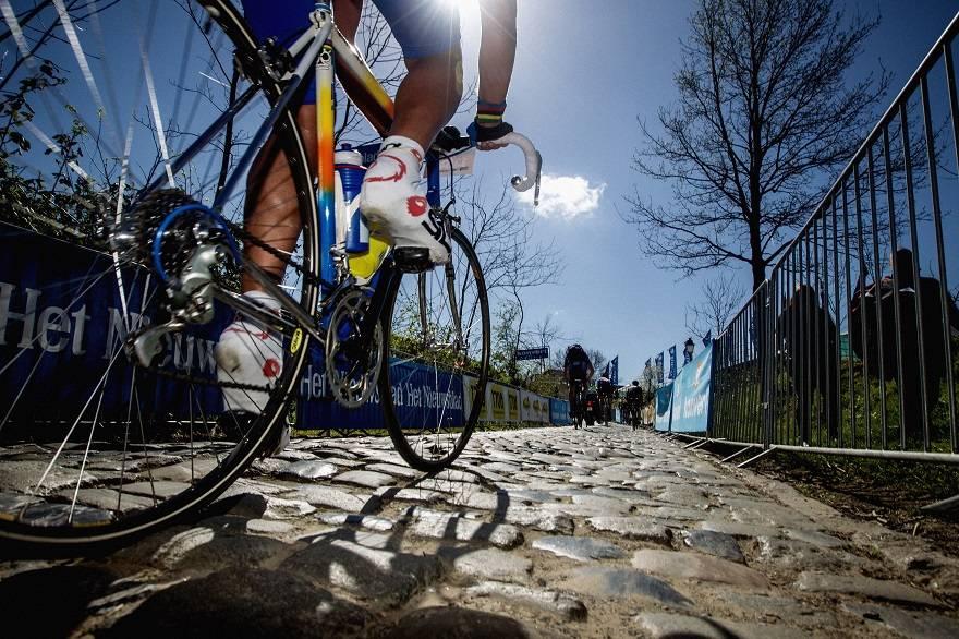 Logeren tijdens de Ronde van Vlaanderen