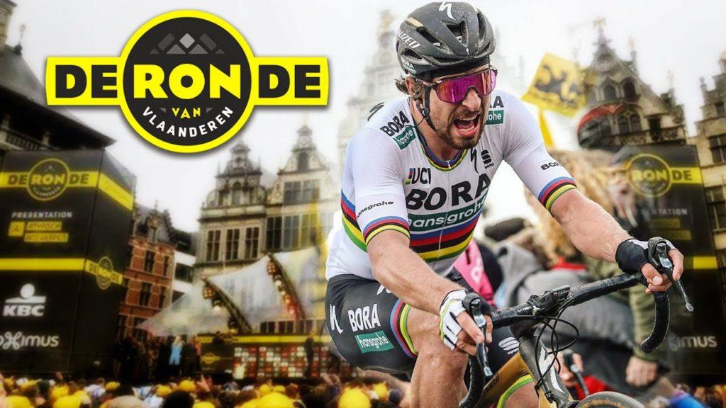 Logeren Ronde van Vlaanderen